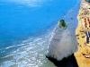 La spiaggia con il Pizzomunno