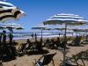 La spiaggia della Fondazione