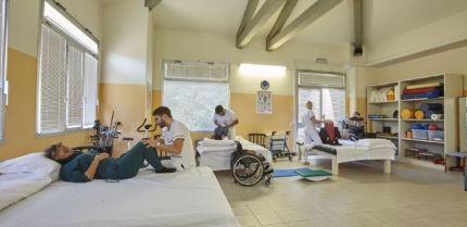 Riabiltazione Gavinana, il Centro della Fondazione Turati