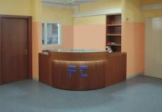 L'interno del nuovo Centro