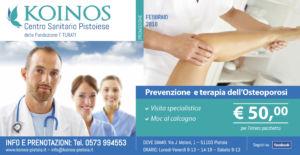 Prevenzione e terapia dell'osteoporosi