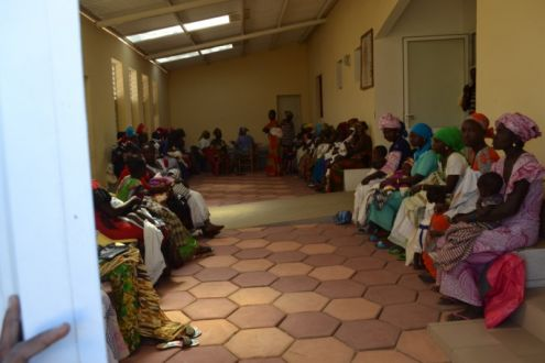 Cooperazione in Senegal, un progetto toscano per un ospedale a Tessete