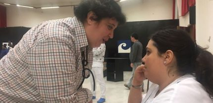 Grande festa per anziani e disabili di Vieste con gli Angeli Rossii