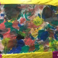 I colori dei ragazzi della Residenza per Disabili di Vieste della Fondazione Turati