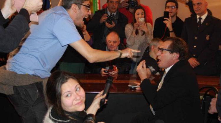 Protesta dei disabili in Sicilia, lo scontro tra PIF ed il governatore Rosario Crocetta