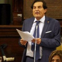 Il Governatore della Regione Sicilia Rosario Crocetta