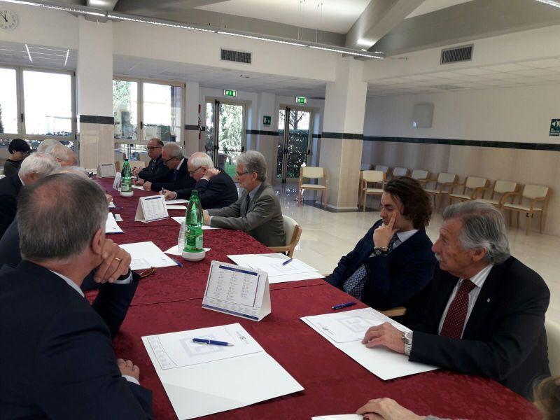 Il comitato scientifico della Fondazione Turati Onlus