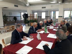 Il comitato scientifico della Fondazoine Turati Onlus