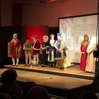 Serata di teatro a Vieste