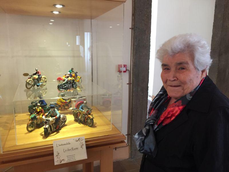 Giornata al museo in RSA a Zagarolo