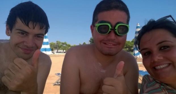 Il sole e il mare di Vieste nei soggiorni estivi per disabili della ...