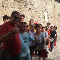 visita al castello svevo di Vieste