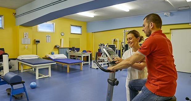centri di riabilitazione e terapia fisica