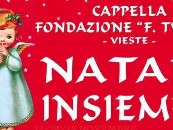 """""""Natale insieme"""" alla cappella della Fondazione Turati di Vieste"""